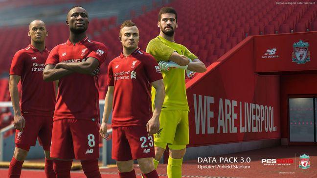 Pro Evolution Soccer 2019 - Screenshots - Bild 15