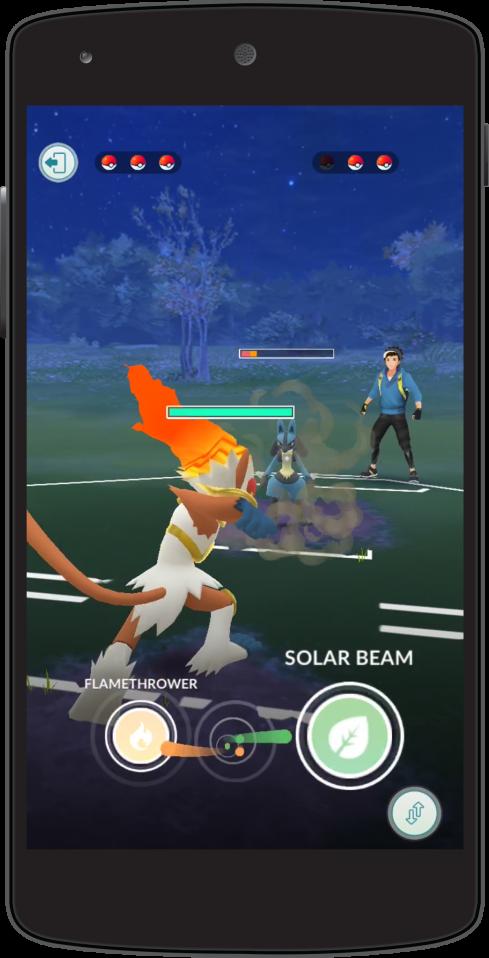 Pokémon GO - Screenshots - Bild 18