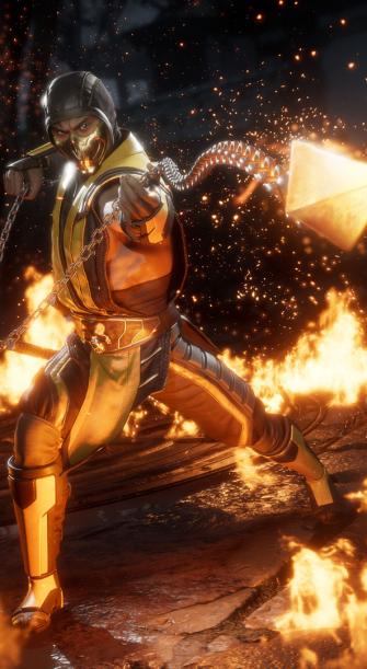 Mortal Kombat 11 - Preview