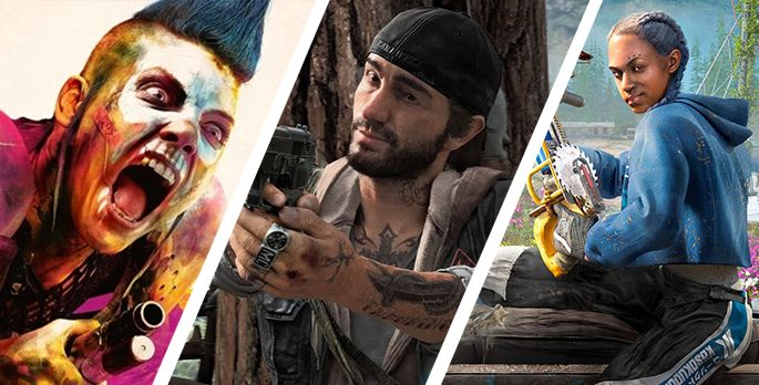 10 Open-World-Spiele ... - Special