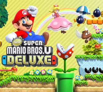 New Super Mario Bros. U Deluxe - Test