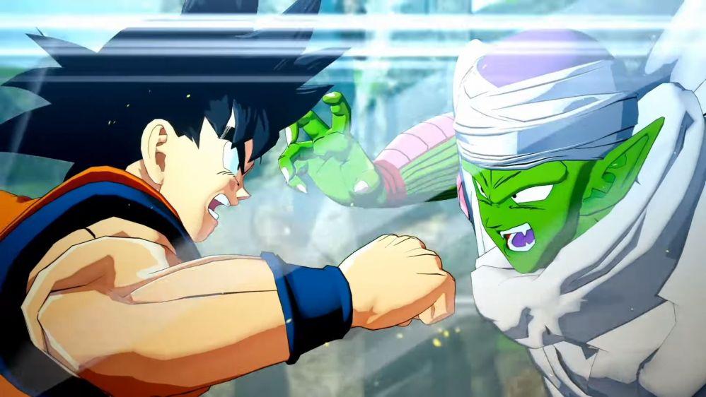 Dragon Ball Z: Kakarot - Kampagne
