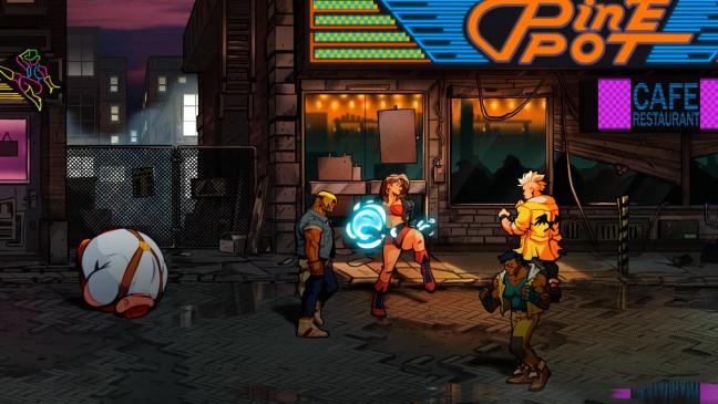 Streets of Rage 4 - Screenshots - Bild 6