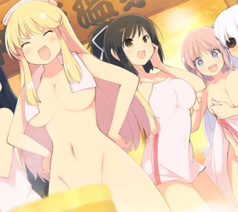 Senran Kagura Burst Re:Newal - Test