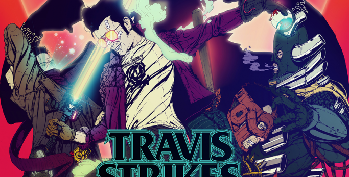 No More Heroes: Travis Strikes Again
