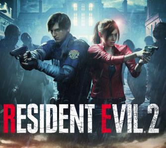Resident Evil 2 - Test
