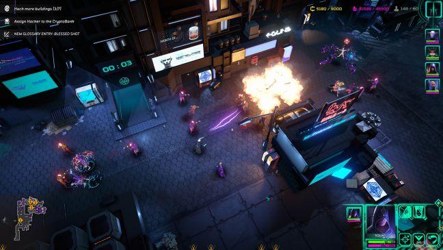 Re-Legion - Screenshots - Bild 2