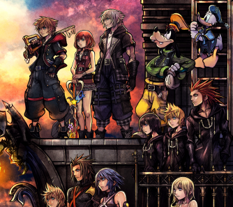 Kingdom Hearts III - Test