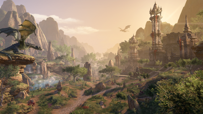 The Elder Scrolls Online: Elsweyr - Screenshots - Bild 1