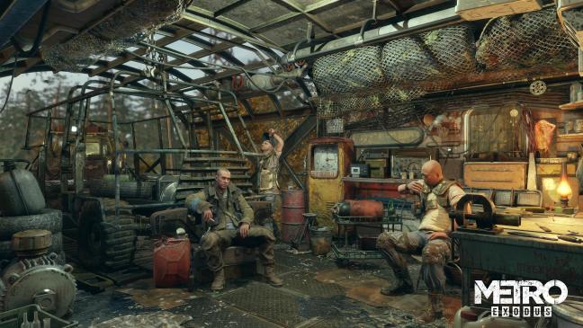 Metro Exodus - Screenshots - Bild 6