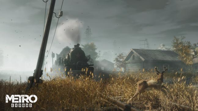 Metro Exodus - Screenshots - Bild 1