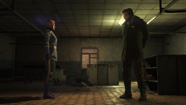 Left Alive - Screenshots - Bild 12