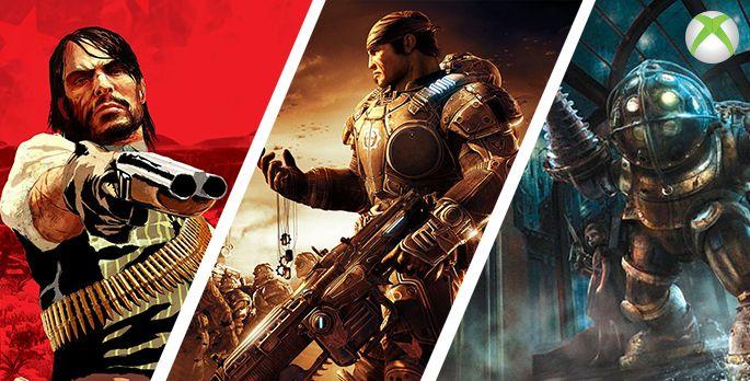Die 10 besten abwärtskompatiblen Spiele für Xbox One - Special