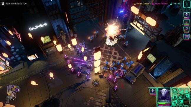 Re-Legion - Screenshots - Bild 1