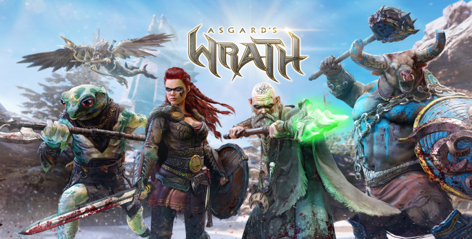 Asgard's Wrath - Preview