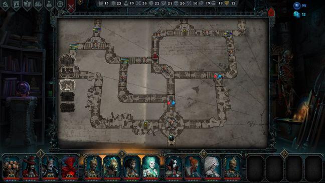 Iratus: Lord of the Dead - Screenshots - Bild 1