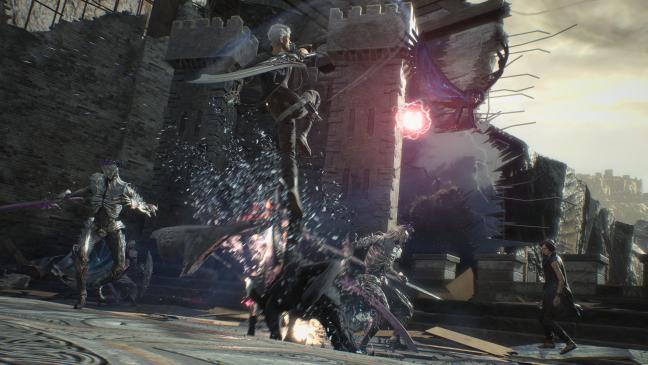 Devil May Cry 5 - Screenshots - Bild 11