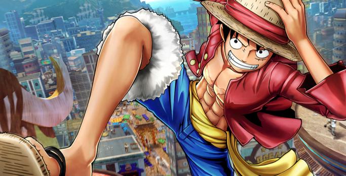 One Piece: World Seeker - Test