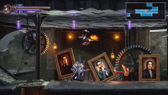 Bloodstained: Ritual of the Night - Screenshots - Bild 5