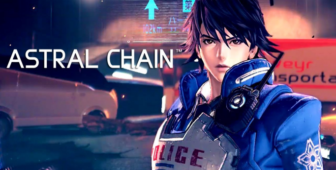 Astral Chain - Test