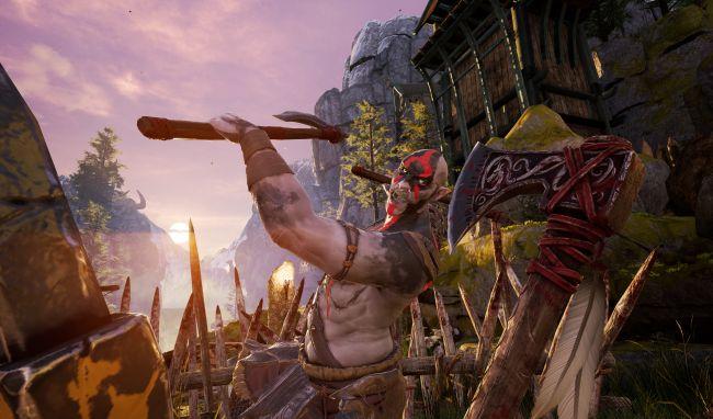 Asgard's Wrath - Screenshots - Bild 1
