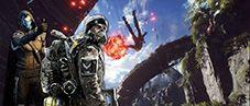 Anthem, Destiny 2, The Division 2, Warframe