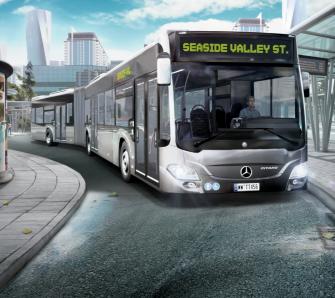 Bus Simulator - Preview