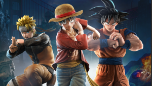 Jump Force: Unite to Fight