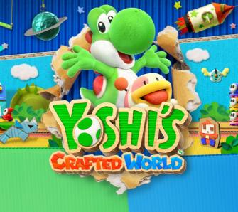 Yoshi's Crafted World - Test