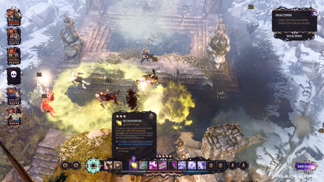 Divinity: Fallen Heroes - Screenshots - Bild 1