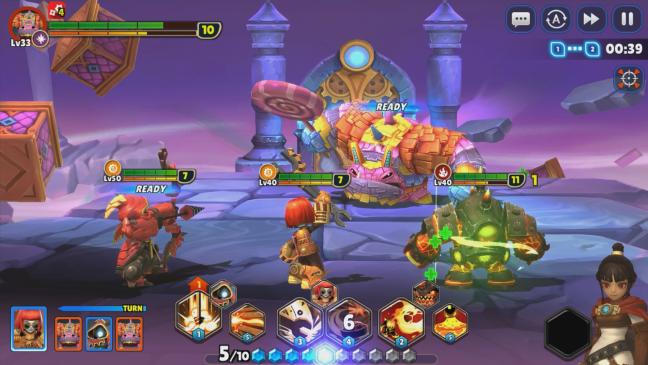 Skylanders Ring of Heroes - Screenshots - Bild 8