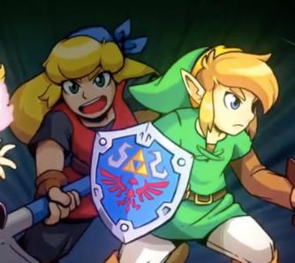 Zelda: Cadence of Hyrule - Test