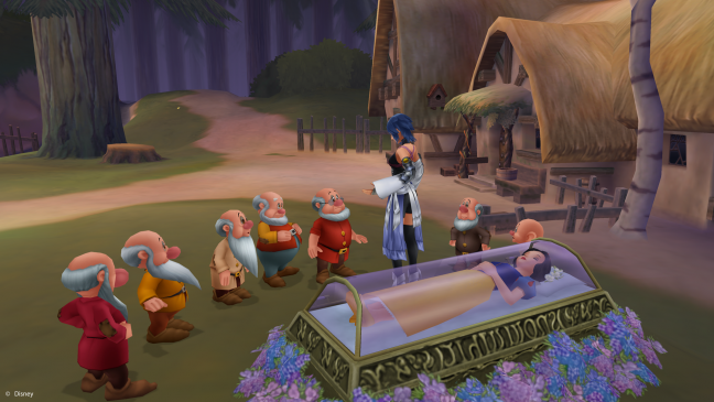 Kingdom Hearts: The Story So Far - Screenshots - Bild 2