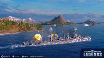 World of Warship: Legends - Screenshots - Bild 2