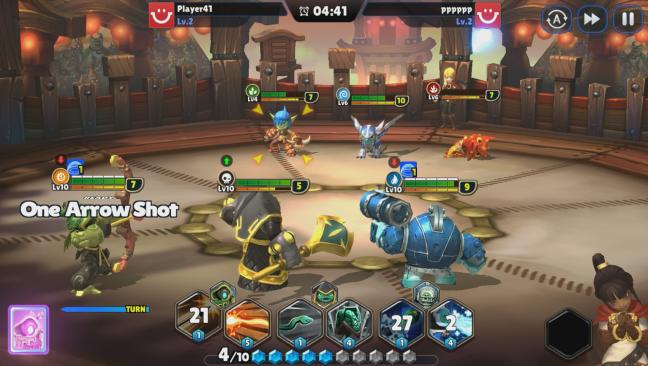 Skylanders Ring of Heroes - Screenshots - Bild 4