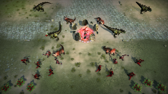 Warparty - Screenshots - Bild 2