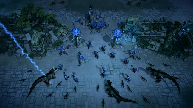 Warparty - Screenshots - Bild 1