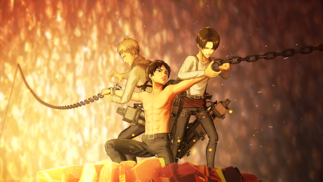 A.O.T. 2: Final Battle - Screenshots - Bild 4