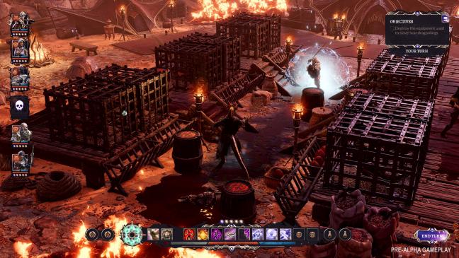 Divinity: Fallen Heroes - Screenshots - Bild 2
