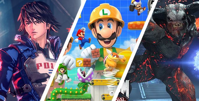 Top 10: Die Switch-Highlights 2019 - Special