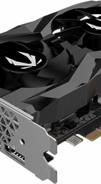 Zotac Geforce GTX 1660 Ti - Test
