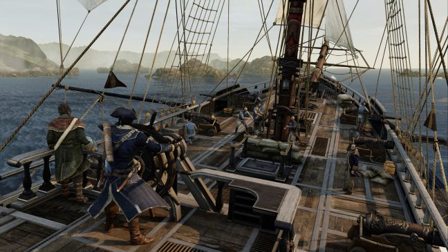 Assassin's Creed III: Remastered - Screenshots - Bild 10