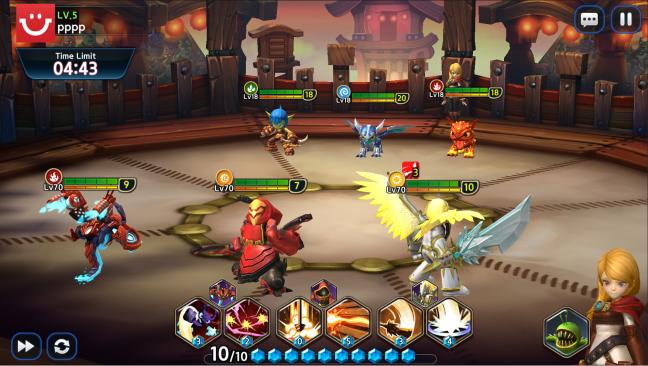 Skylanders Ring of Heroes - Screenshots - Bild 3
