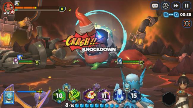 Skylanders Ring of Heroes - Screenshots - Bild 10
