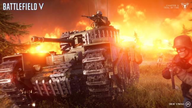Battlefield V: Firestorm - Screenshots - Bild 19