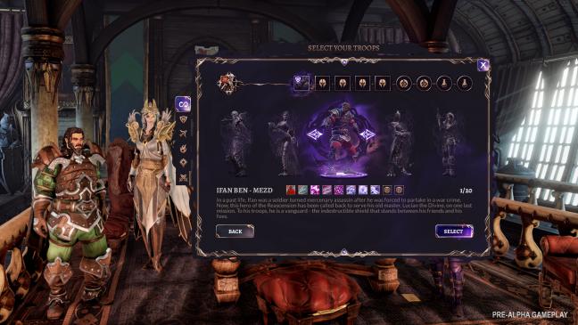 Divinity: Fallen Heroes - Screenshots - Bild 4