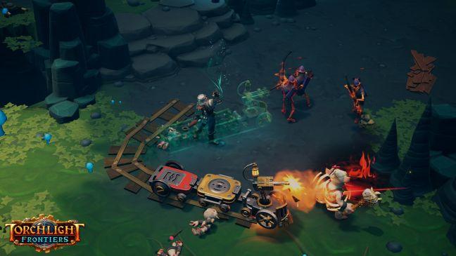 Torchlight Frontiers - Screenshots - Bild 6