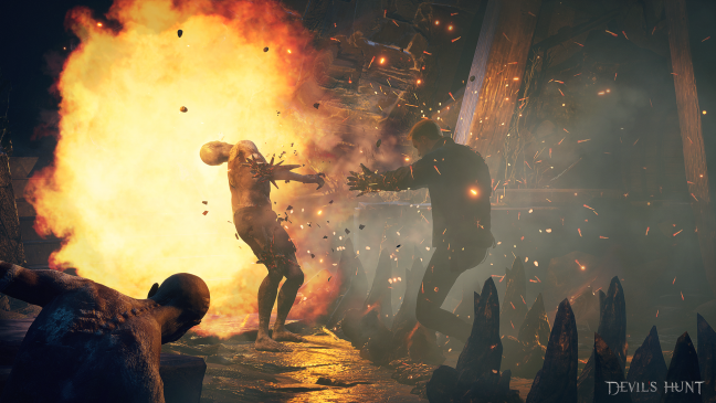 Devil's Hunt - Screenshots - Bild 2