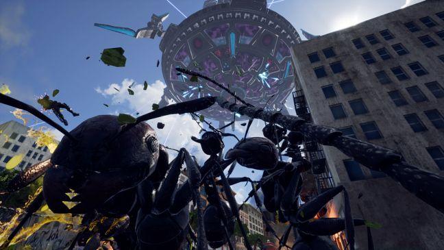 Earth Defense Force: Iron Rain - Screenshots - Bild 1
