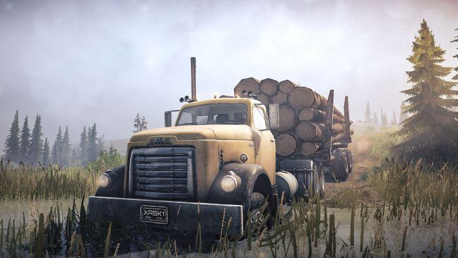 Spintires: MudRunner - Screenshots - Bild 1